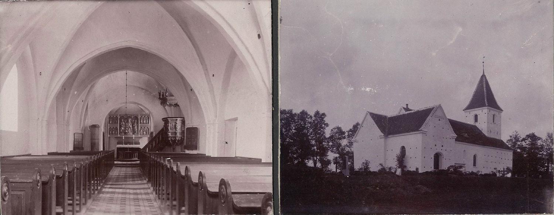 2 billeder. 1950