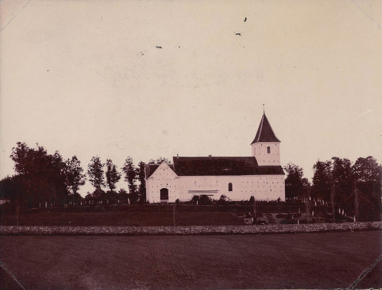 Malling Kirke ca. 1920