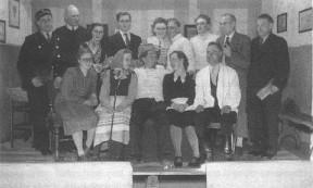 Dilettant i Malling Gymnastikforening 1947