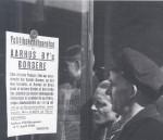 Bekendtgørelse fra politimester Hoeck til borgerne 9. april 1940