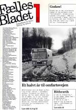 Fællesbladet nr.1 1989: Godaw!