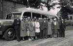 Udflugt med haveselskabet i bus