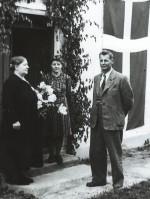 Marie Jensen, Dagmar og søn Viktor 2