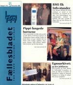 """6/2002 Første forside med farvefoto: BMI får infostander, Pipi Langstrømpe opføres af """"Spiren"""", Egnsarkivet fejrer 35 års jubilæum"""