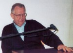 Anders Nielsen holder foredrag 1993