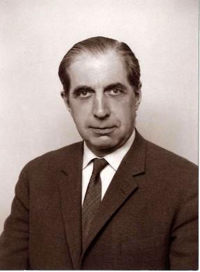 Viggo Høgsbro Kelstrup. Født 1907 død 1987 Læge i Malling 1937-1980