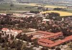 Lundshøjgård luftfoto med skole