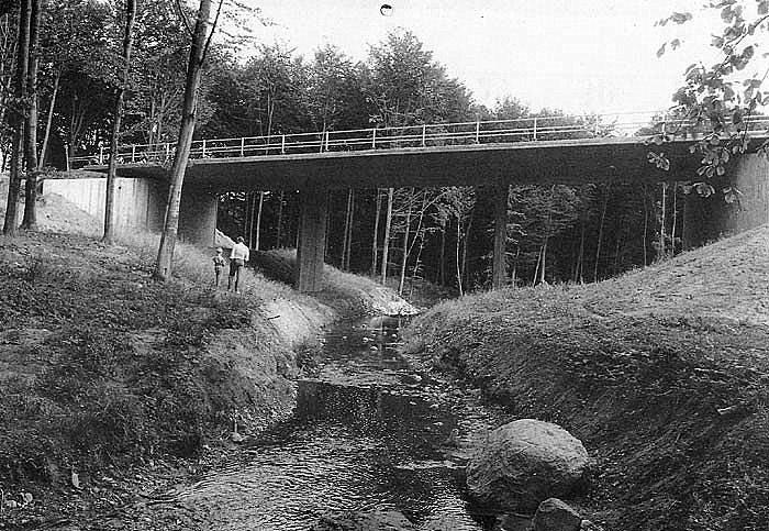 beder malling bridge