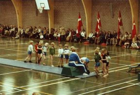 Gymnastikopvisning 1979